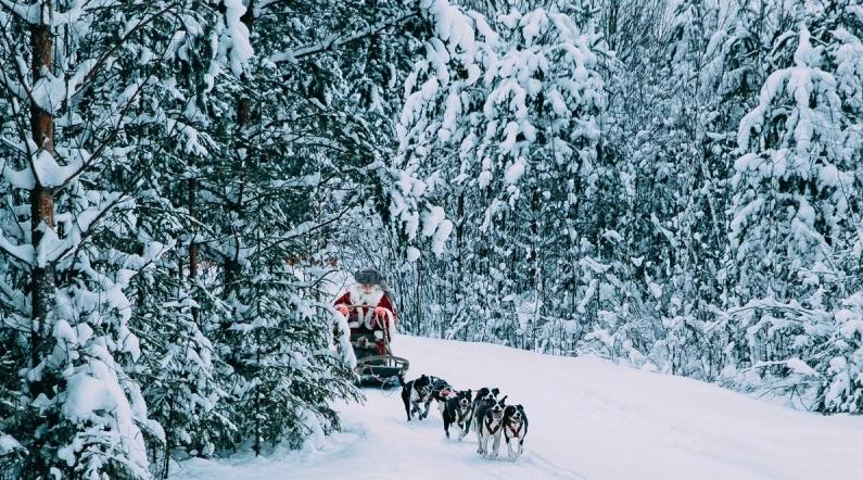 Новый год в Карелии на базе отдыха Sorola Village