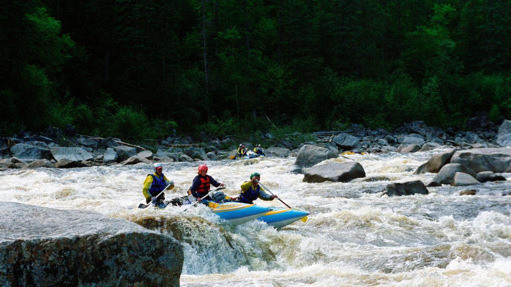 Река Уксуниоки